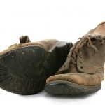 Vibram Soled Boots, ca. 1940 -1950